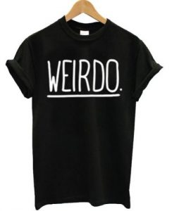 Weirdo Graphic T-Shirt