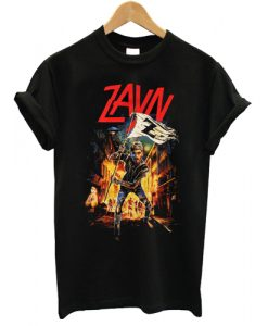 Zayn Malik Zombies Slayer T-shirt