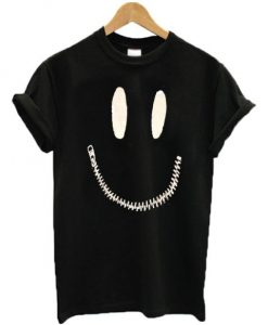 Zipper Mouth T-shirt