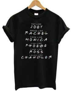 Friends TV Show Like T-shirt