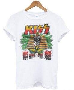 KISS Hot Shade Tour 1990 Tshirt
