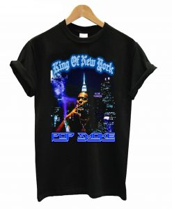 King of New York Pop Smoke T-Shirt