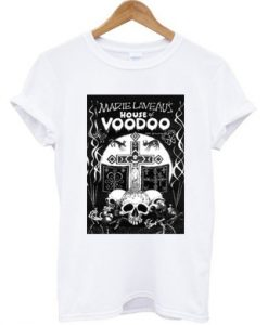 Marie Laveau's House Of Voodoo T-shirt
